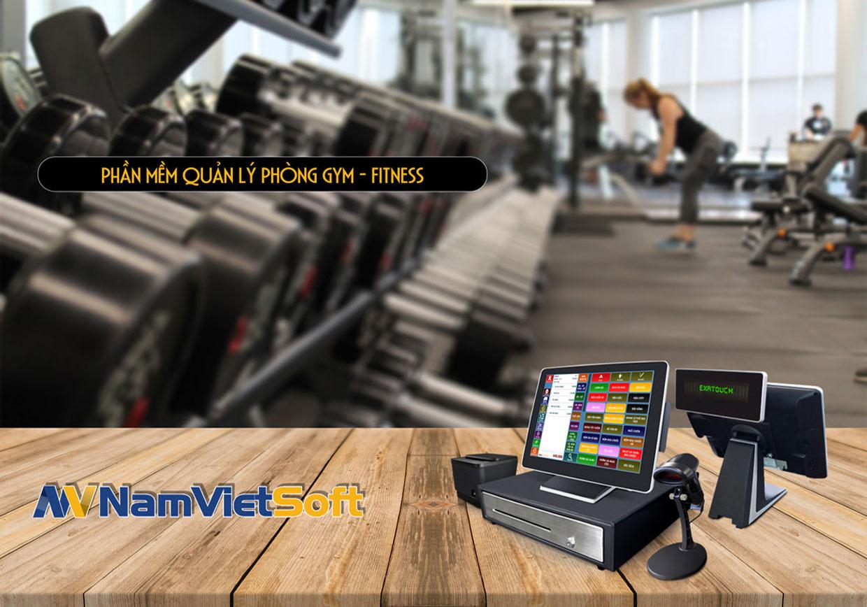 Phần mềm quản lý phòng tập Gym NamVietSoft